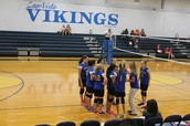 Volleyball vs. Ingram