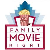PTA Family Outdoor Movie Night