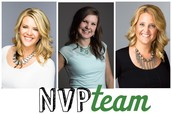 Your NVP Team - Danielle Lawver, Carrie Kane & Nikki Smith
