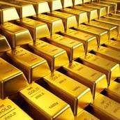 Gold bars we produce per year. Yay.