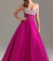 Fancy Formal Dress