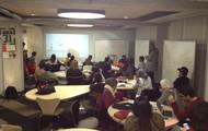 Zain Bootcamp at IE
