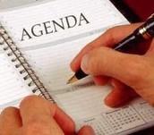 Party Agenda