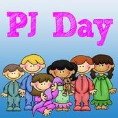Spirit Challenge Day - Pajama Day