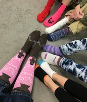 Rocking our Socks