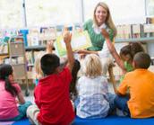 #3 Elementary Teacher