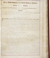 Dawes Act of 1887