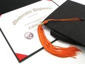 Earn an undergraduate degree