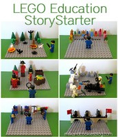 Lego StoryStarters