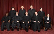 Members of the Supreme Court.