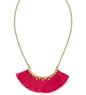 Eden Fringe Necklace