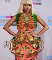 Nicki Minaj at the AMA's