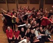 5th Graders at Airband