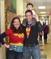 Superhero Family!