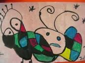 Miró visto por los niños