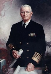 Admiral Chester William Nimitz