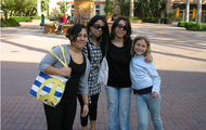 Visiting Aunt Azar