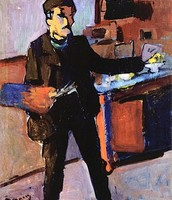 André Derain, Self-Portrait