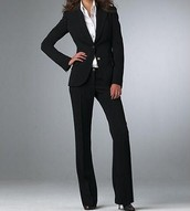 Women's Business Professional (Formal)