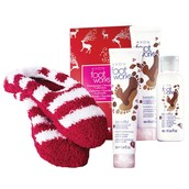 Foot Works Pomegranate Chocolate Collection