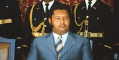 Jean-Claude Duvalier a.k.a. Baby Doc
