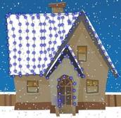 Holiday Lights, Math Fact Fun (1-4)