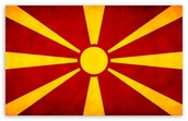 This is the Macedonian flag!