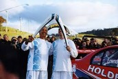 The Sydney 2000 Torch Relay