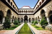 Royal Alcazar van Sevilla
