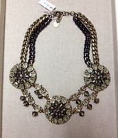 ESTATE BIB NECKLACE $80