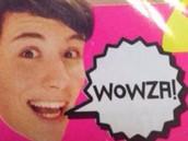 Dan Howell Being Meme'd in a Teen Magazine