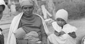 עולים מאתיופיה במרכז הקליטה באשקלון
