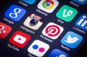 The popular social media apps
