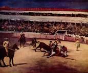 Pintura de Manet