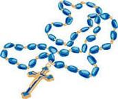 School-wide Rosary Recitation