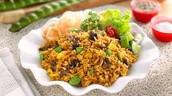 Nasi Goreng ikan dari Indonasia!  =D