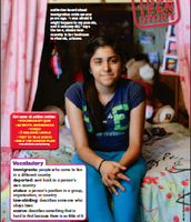 Differentiate Instruction with Scholastic Action Magazine