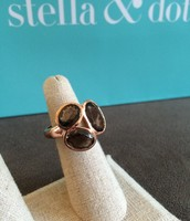 Triology Ring $15 (Adjustable)