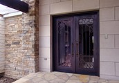 Choice of Have Wrought Iron Doors