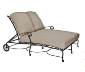 Double Chaise Lounge Option