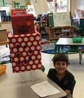 Dante made a robot
