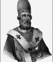 An Ancient Pope