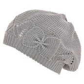 Gray beanie that matches anything