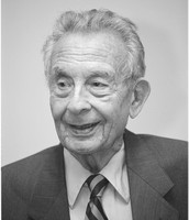 Portrait of George Gerbner