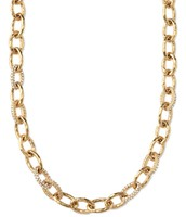 Christina Link Necklace (in gold)