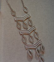 Kimberly Necklace (silver) - SOLD
