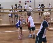 Dance fever hits Grade 1