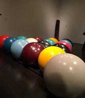 Giant Pool Balls-1967
