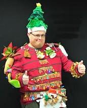 Vas a una fiesta suéter feo?