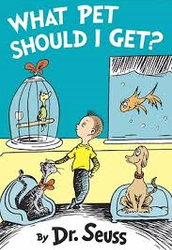New Dr.Seuss Book!!